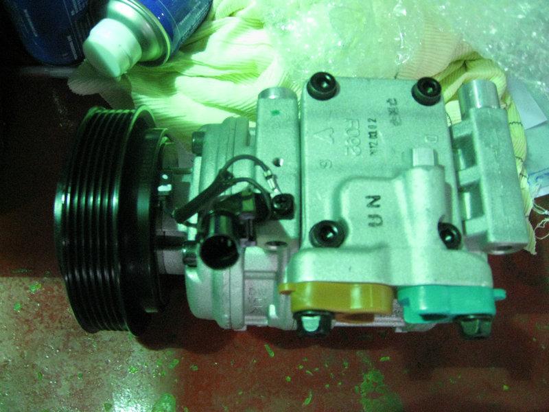 起亚福瑞迪空调压缩机有严重质量问题