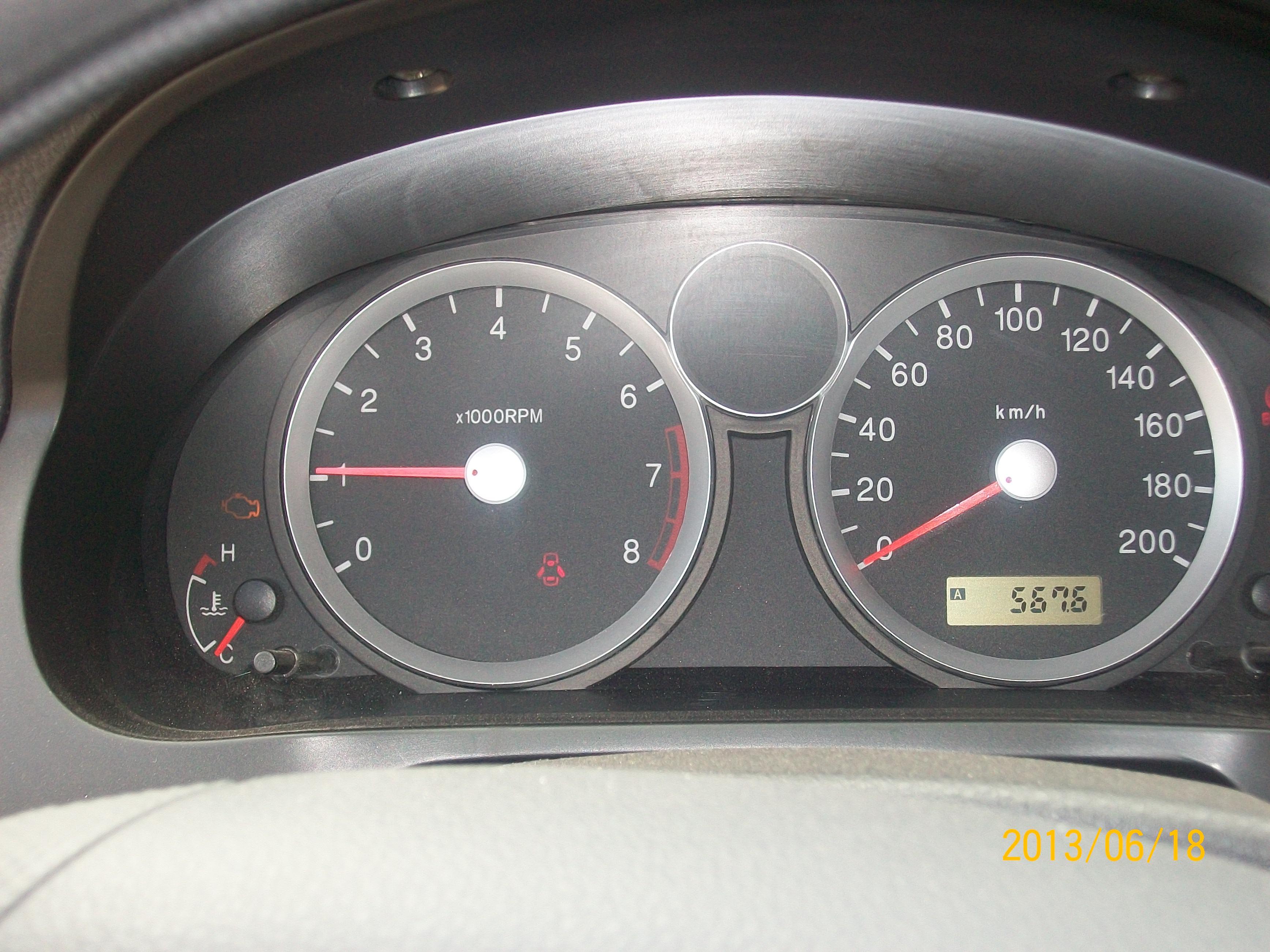 奇瑞A3行驶中发动机故障灯亮,每个档位加油时车发抖,请教懂车的高清图片