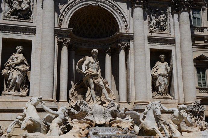 意大利·探访罗马爱恨交织的许愿池 - 海军航空兵 - 海军航空兵
