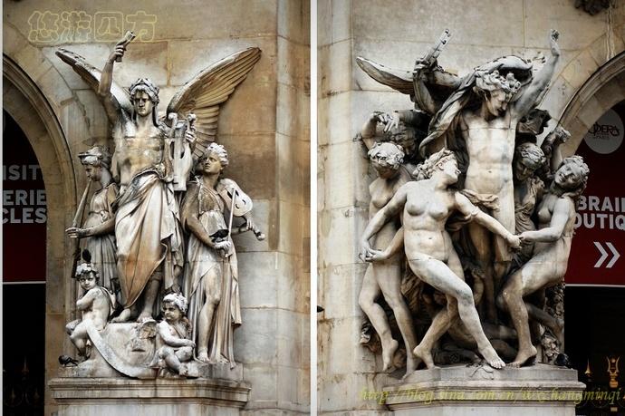 术殿堂--巴黎歌剧院