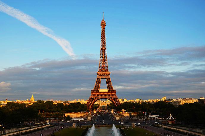 法国·和美巴黎,唯美埃菲尔 - 海军航空兵 - 海军航空兵