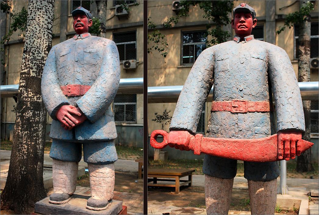 北京·798·雕塑的灵魂