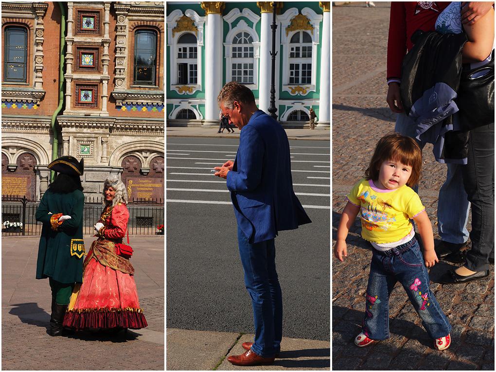 俄罗斯·圣彼得堡,涅瓦河畔的艺术明珠