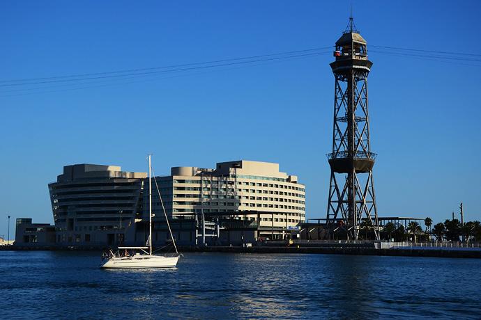 西班牙·最适合调情的巴塞罗那海湾 - 海军航空兵 - 海军航空兵
