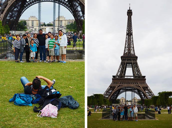 法国·巴黎埃菲尔铁塔下的浪漫好时光 - 海军航空兵 - 海军航空兵