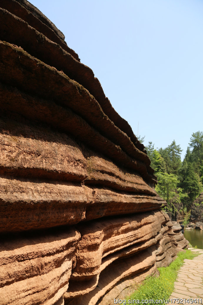 【转】【湖南】神秘湘西天下奇绝的红石林 - 雅馨 - fclszxzrw的博客