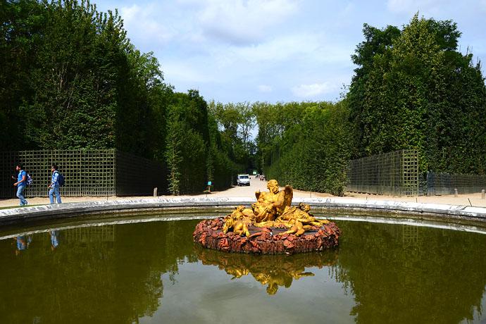 """法国·悠游举世无双的凡尔赛皇家""""伊甸园"""" - 海军航空兵 - 海军航空兵"""