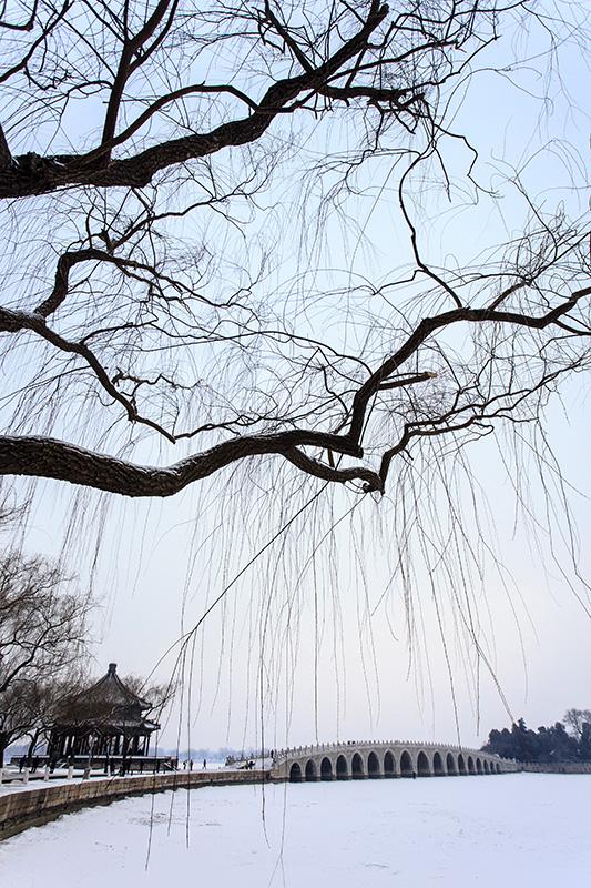 2014蓝色港湾灯光节_2013年初雪 淡彩颐和园-网际飞侠的光影世界-搜狐博客