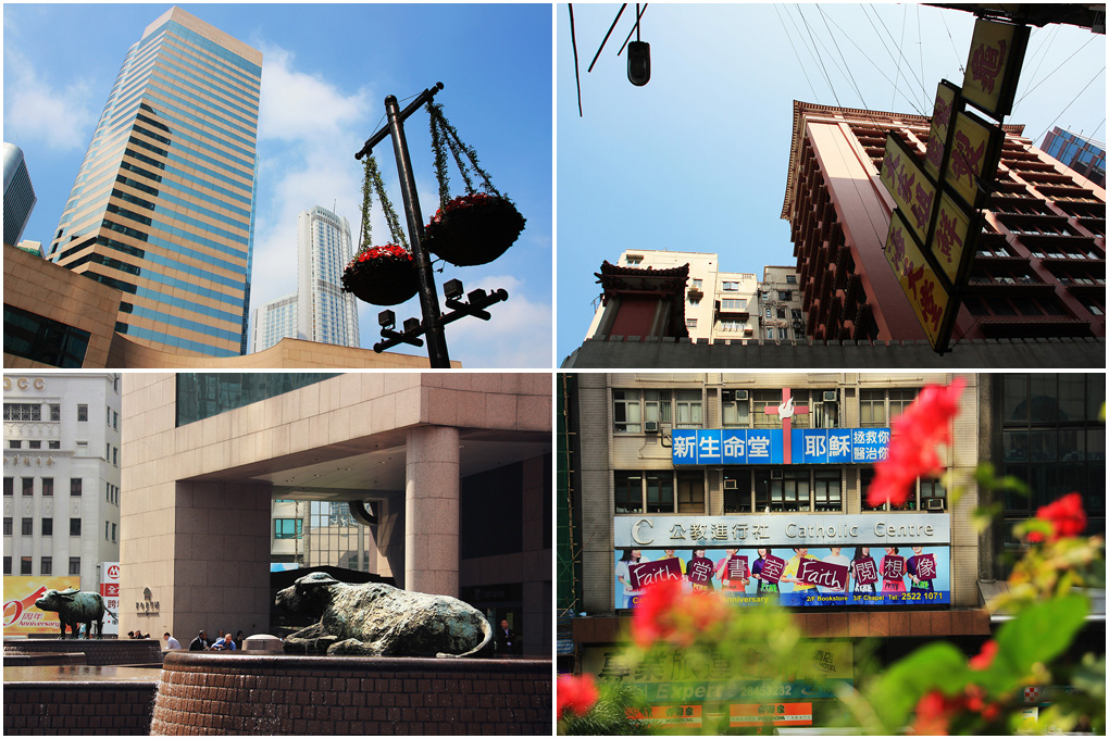 香港·让人深深迷恋的日与夜