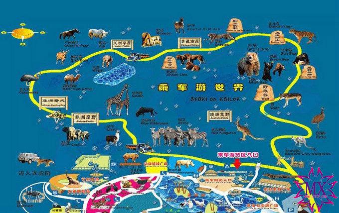 【相约浙江】杭州野生动物世界