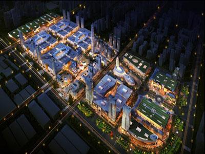 郑州金马凯旋家居文化特色小镇