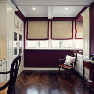 美式风格书房装修效果图大全2015图片-搜狐家居品格