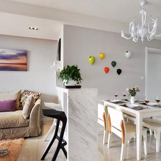 【大墅尚品―由伟壮设计】88平现代风公寓『最美的时光』