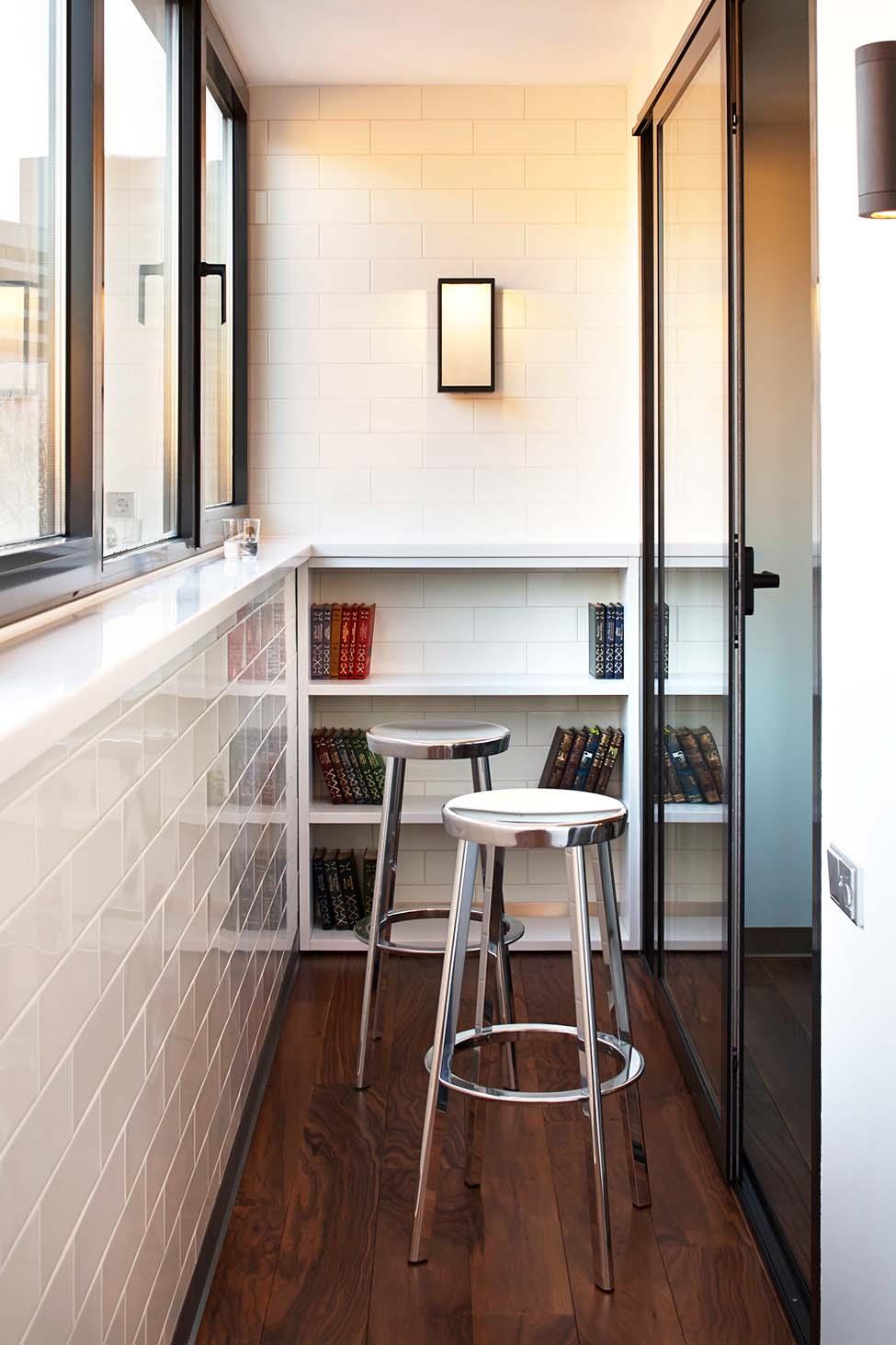 优雅52平方米一居室改造