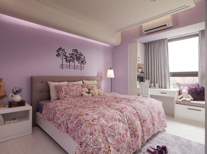 平两居室装修效果图