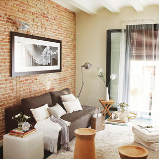 北欧风小清新公寓装修效果图