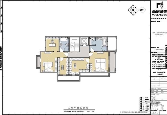 润泽庄园墅郡 充溢中国元素的新古典别墅设计