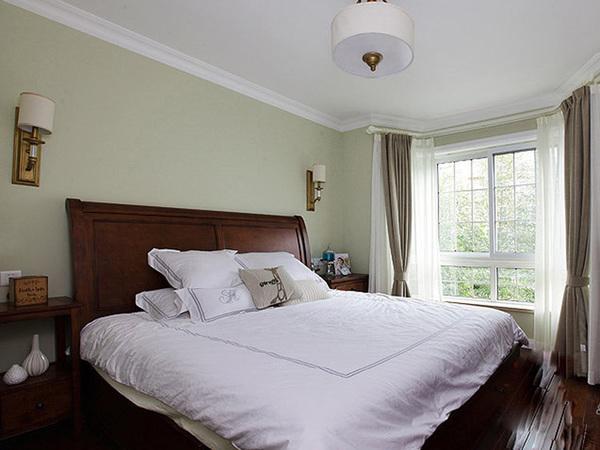 55平米知性气质美式风格小户型公寓