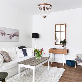 纯白小清新两居室