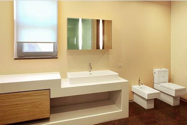 原始公寓化身华贵现代艺术洋房装修效果图   白色是魔术之手