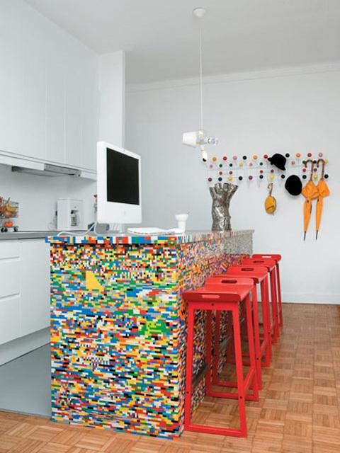 淡雅的色彩氛围营造简约小清新居室装修效果图