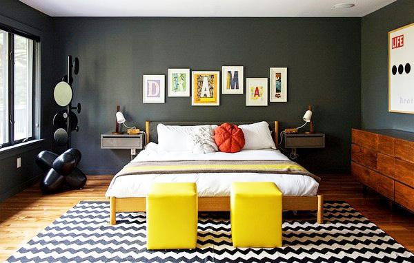 色彩缤纷 280平米混搭美宅装修效果图