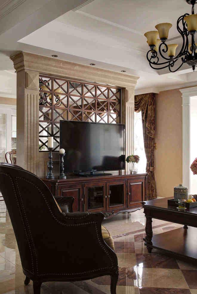 大连装修欧式风格奢华案例-家居装修