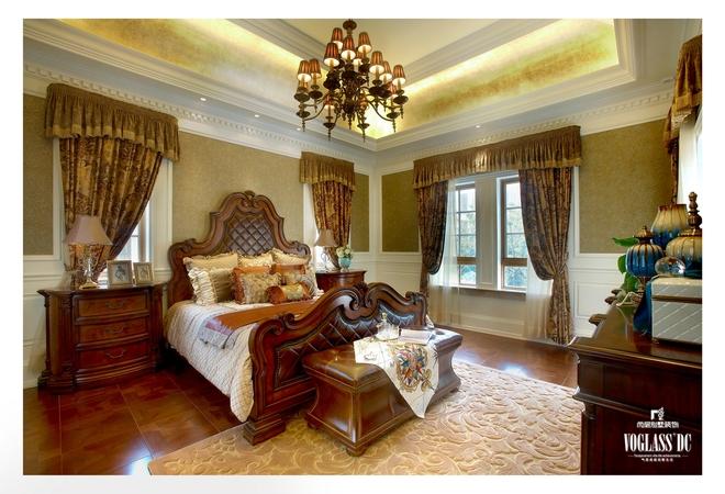 欧式新古典风格案例,上海尚层装饰推荐
