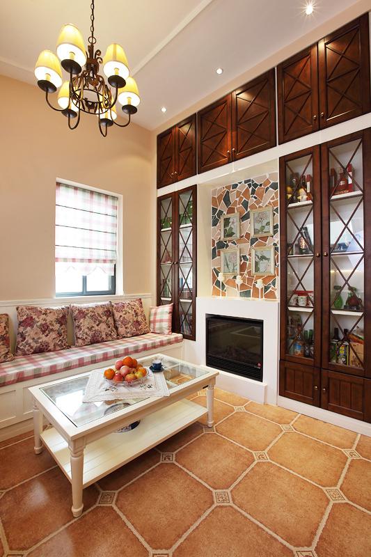 室内设计――美式小清新阁楼之家!