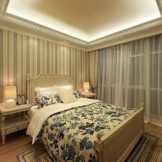 124平三居田园温馨公寓 最惬意那满屋阳光