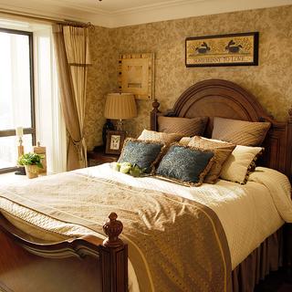 【无域空间设计】杰特公寓复式楼欧美混搭风格样板房设计案例赏析(二)