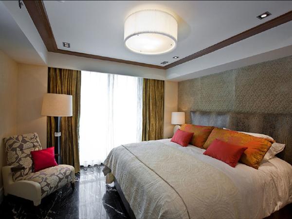 大户型混搭两居室装修效果图,畅享东南亚风情