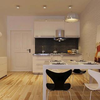 焕然一新的54平一居室单身公寓