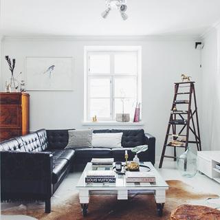芬兰室内设计师Laura seppanen古典与现代之间