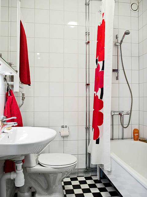 小平米厕所设计图