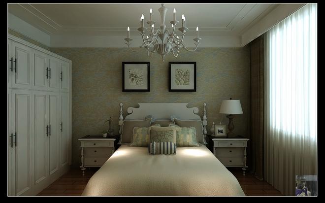 完美错层装修设计-现代简约风-三居室  本户型是一个错层式的户型.