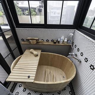 53平米轻工业铁件风公寓 女汉子的家