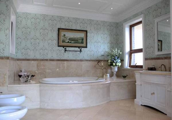 风尚设计美式别墅装修效果图内敛的奢华