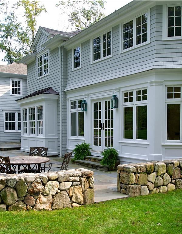 温馨家装从色彩开始 简约美式乡郊别墅装修效果图