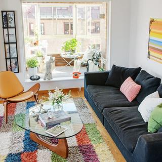 充满激情的夏日公寓 让夏天与众不同