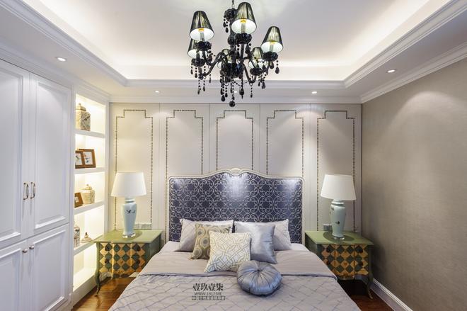 房间吊顶图片卧室