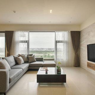 自然元素 打造家的人文休闲气息
