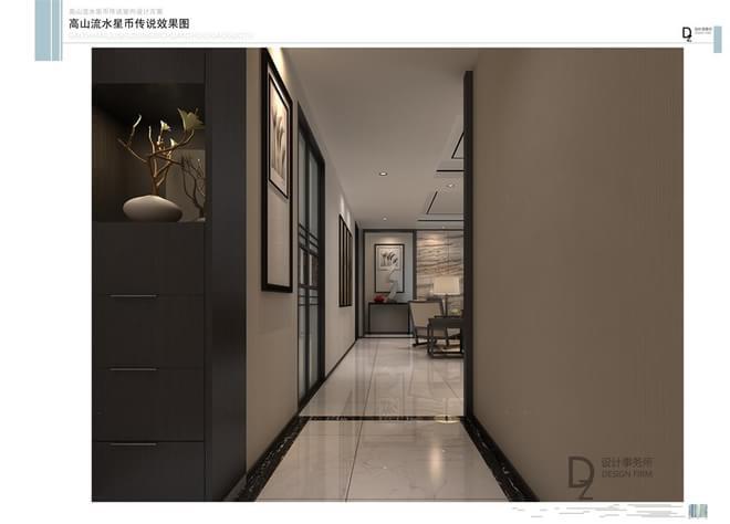 设计说明,及材料应用说明 设计公司:dz设计事务所 设计师:吴超 项目