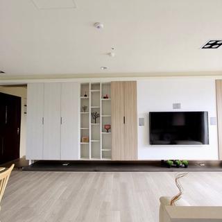 舒适自在的132平北欧梦三居室