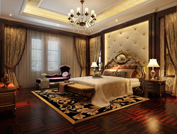 别墅——现代奢华之家装修效果图