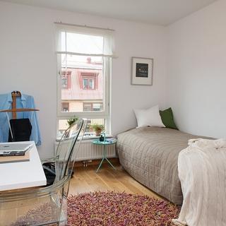 122平米非凡美味的双层公寓 亮色系三居