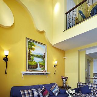 天阳棕榈湾――170平混搭风三室两厅
