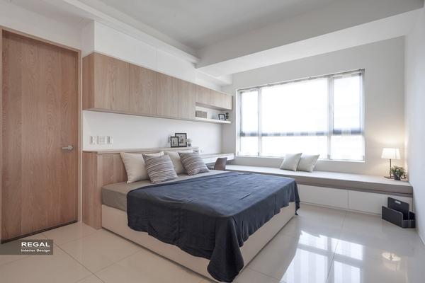 简约日式三居室装修效果图 精美厨房让中西式生活更随意