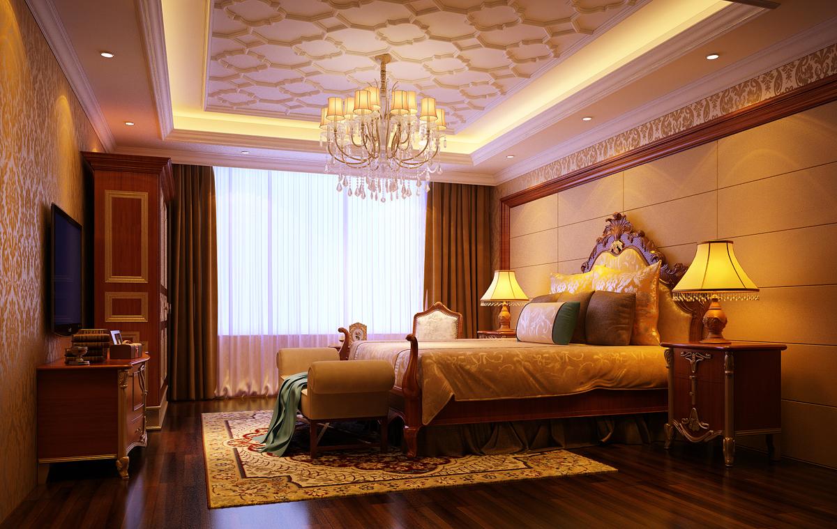 别墅欧式古典风格