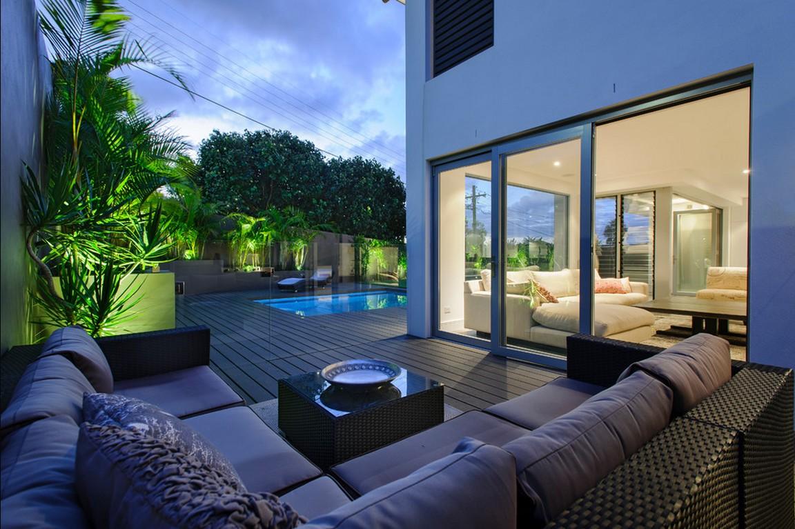 现代化创意别墅设计图片